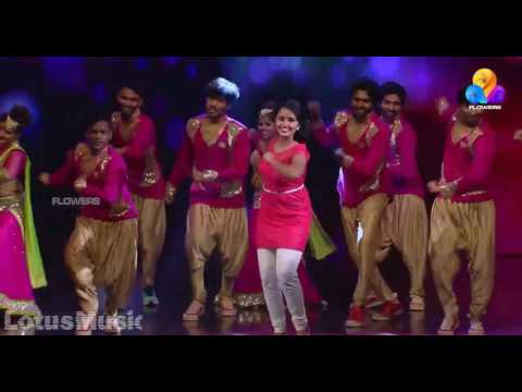 Anupama Parameswaran ~ Dance Performance ~ Aluva Puzha Preman Video Song