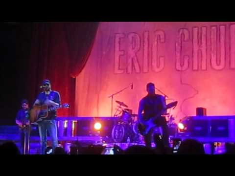 Eric Church ~ Drink in My Hand ~ Knoxville, TN ~ 02/03/2012