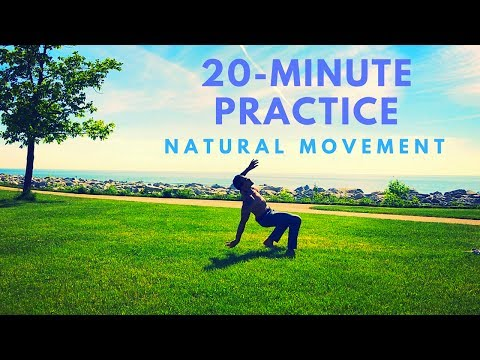 20-minute Natural Movement Workout