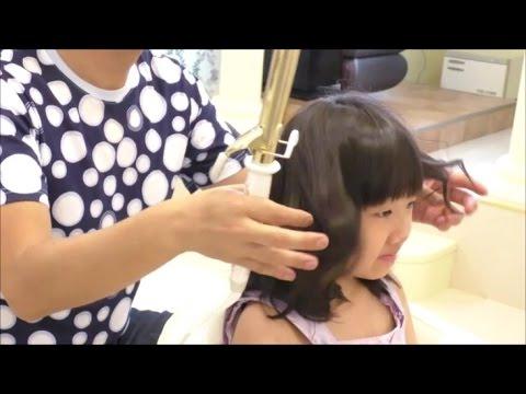 Hair salon shampoo hair cut youtube for Vog hair salon