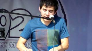 David Archuleta - A Thousand Miles (LIVE) 10/11/10