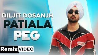 Patiala Peg (Remix) | Diljit Dosanjh | Diljott | Latest Punjabi Songs 2019 | Speed Records