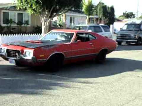 1972 Gran Torino Sport Fastback For Sale YouTube