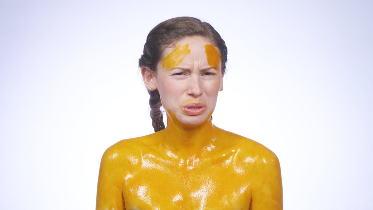 I Want You To Stop Being Oily