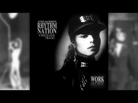 Janet Jackson - Work (Scrapped Demo)