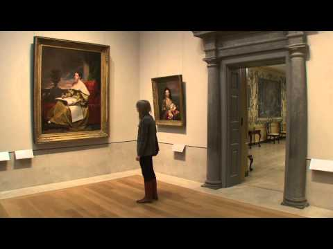 The New American Wing Galleries for Paintings, Sculpture, and Decorative Arts Gallery Views