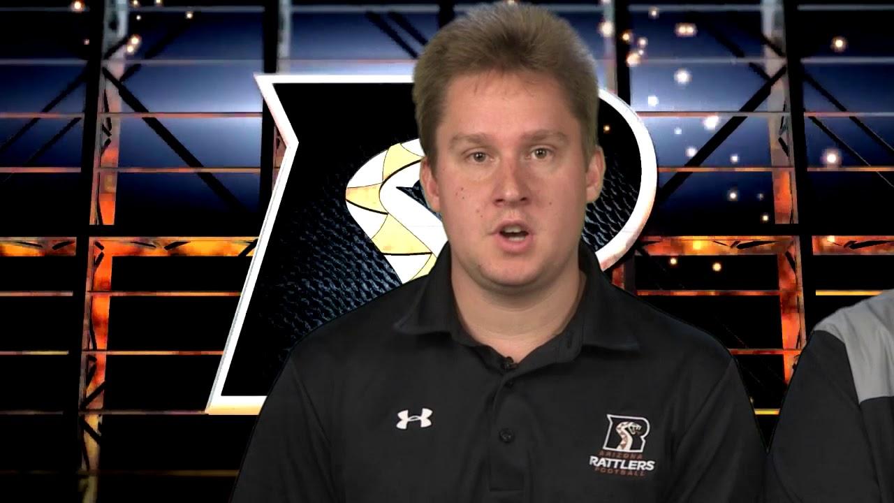 Fox Sports Arizona Plus to televise Rattlers-Sioux Falls Storm United Bowl Saturday