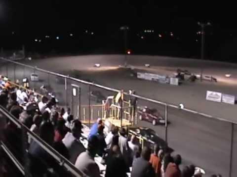 VTS_01_1.VOB Texas Thunder Speedway 08-25-2012 outlaw twister Lil'j  James Digger Cochran