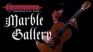 Michiru Yamane - Marble Gallery (from Castlevania: SOTN) - Solo Guitar - Paul Adrian Moldez
