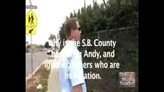 Santa Barbara County Harassment of ANDREW  WIGHTMAN