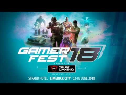 GamerFest 18 Limerick City