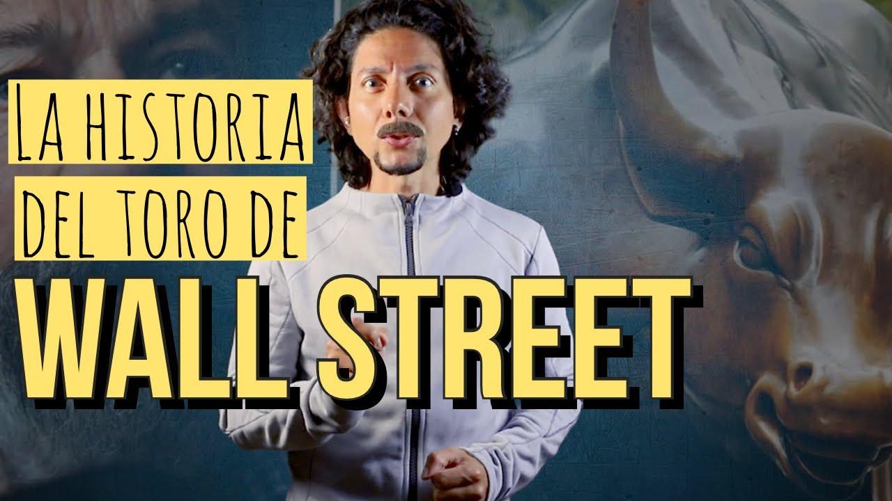 CAPITALISMO puro y duro. La impactante historia del famoso TORO de Wall Street, símbolo de New York
