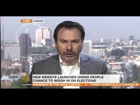 Simon Anholt, Founder the Global Vote: Interview with Al Jazeera