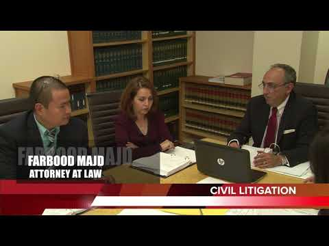 Iranian-Turkish-American Divorce Attorney in Beverly Hills | FARBOOD MAJD Esq. (FARSI)