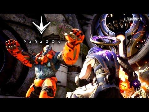 Paragon - Rush the Core Trailer