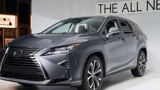 2018 Lexus RX Review [DONT MISS]
