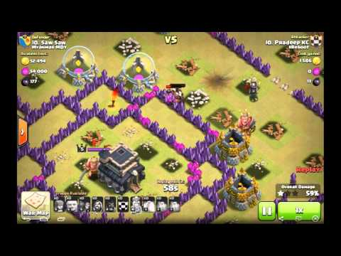 Clash of Clans | #Reboot War Highlight Reel #31 vs. Myanmar MDY