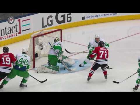 Chicago Blackhawks vs Toronto Maple Leafs - March 18, 2017 | Game Highlights | NHL 2016/17