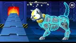 Испытания робота кота (Cyber Cat Assembly)