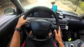 1992 Honda Civi SI Eg POV