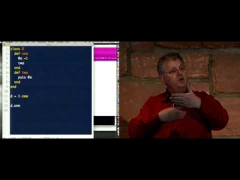 The Ruby Object Model by Dave Thomas