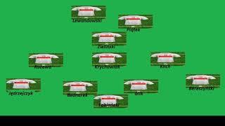 Polska - Portugalia w połowie meczu