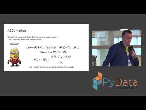 Maxim Lapan | Deep Reinforcement Learning: theory, intuition, code