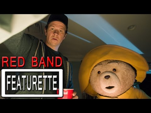 "Ted 2 ""A Look Inside"" Red Band Featurette Official"