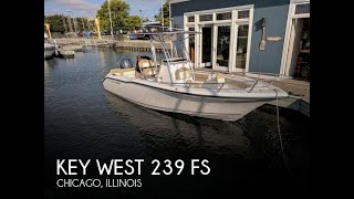 [UNAVAILABLE] Used 2017 Key West 239 FS in Chicago, Illinois
