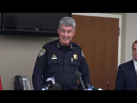 Gilroy Garlic Festival shooting: FBI Agent Fair, Chief Smithee take questions