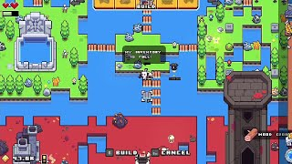 Forager: Quick Look (Video Game Video Review)