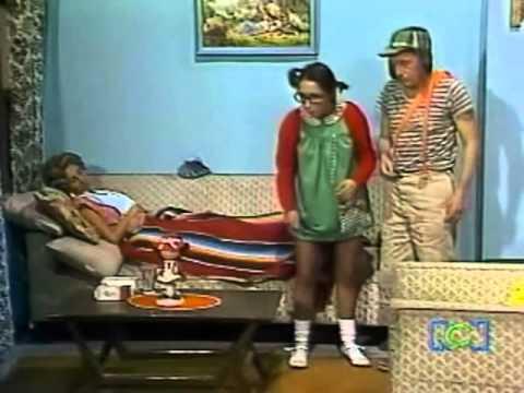 El Chavo del Ocho - Capítulo 274 - Doña Florinda enferma- 1979