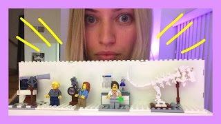 LEGO Research Institute Female Minifigures | iJustine