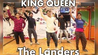The Landers - King Queen | Bhangra Steps | Punjabi Song 2016