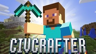 CIVCRAFTER : FIND NEW STONES GAMEPLAY || MINECRAFT ||
