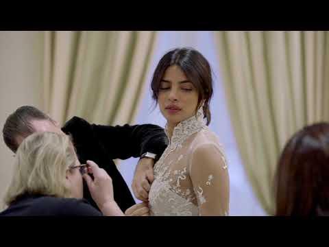 RALPH LAUREN | Priyanka Chopra's Custom Wedding Dress