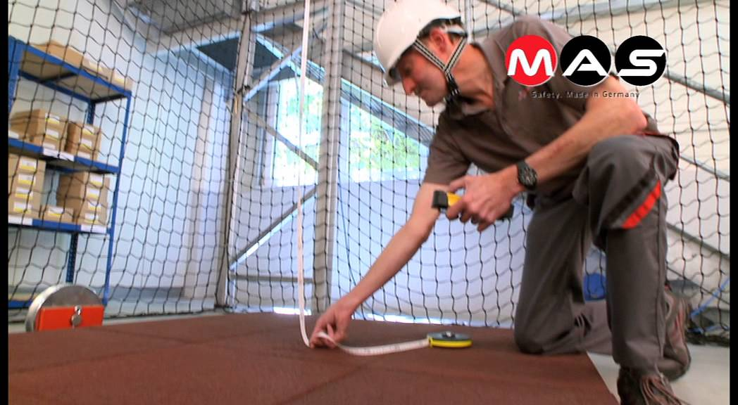Klettersteigset Falldämpfer : Prüfung falldämpfer youtube