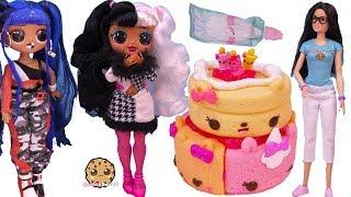 Baixar Birthday Num Noms Cake with Slime for OMG LOL Surprise Dollie Cookie Swirl C Video