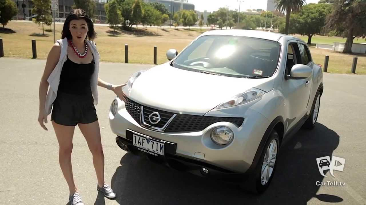 2014 Nissan Juke Turbo - Review - YouTube