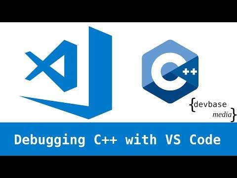 Debugging C/C++ with Visual Studio Code