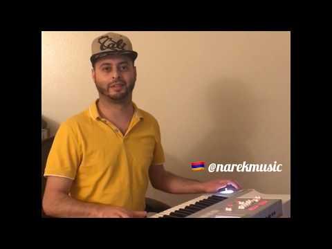 NEW Armenian Keyboard Solo