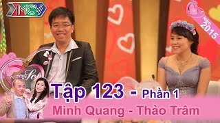 Đáng yêu cô vợ nấm lùn khiến chồng chịu không nổi | Minh Quang - Thảo Trâm | VCS 123
