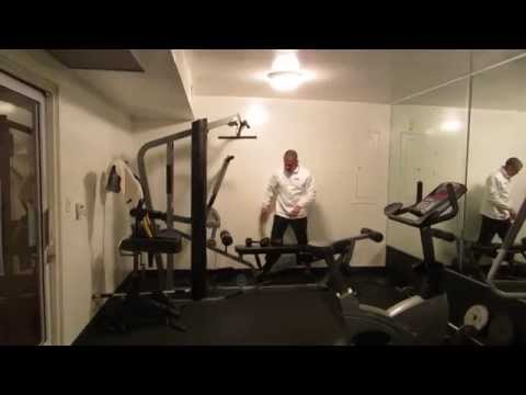 Obama Workout Video --Full Audio