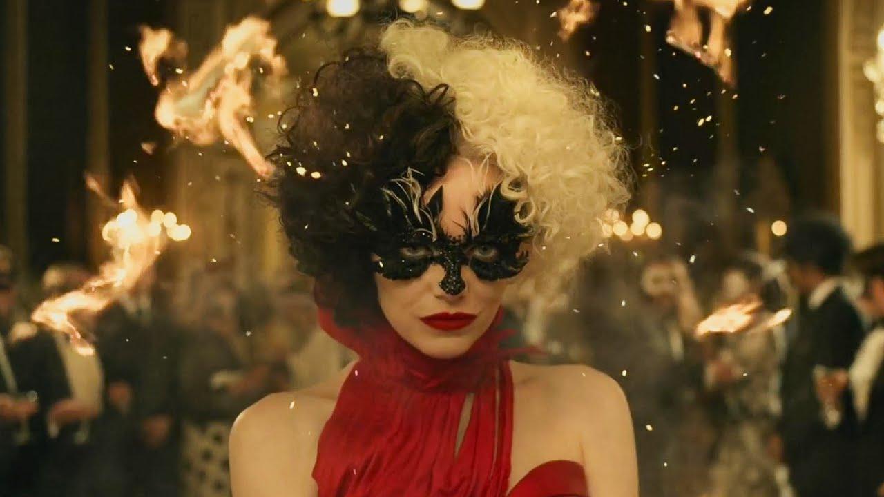 Cruella - Bad Romance - Lady Gaga - music video