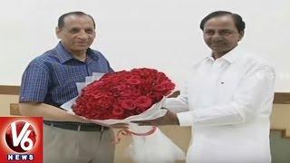 K. Chandrashekar Rao (Politician)