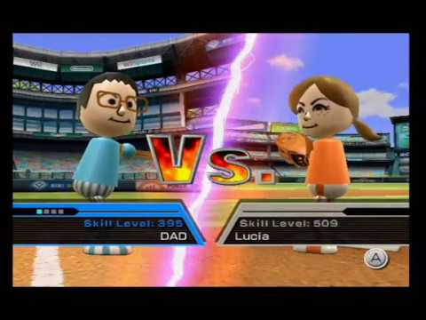 Wii Sports Play Baseball ( Nintendo, 2006) for Wii #009