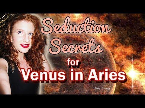 Venus in Aries Seduction Secrets (How to Seduce an Aries)