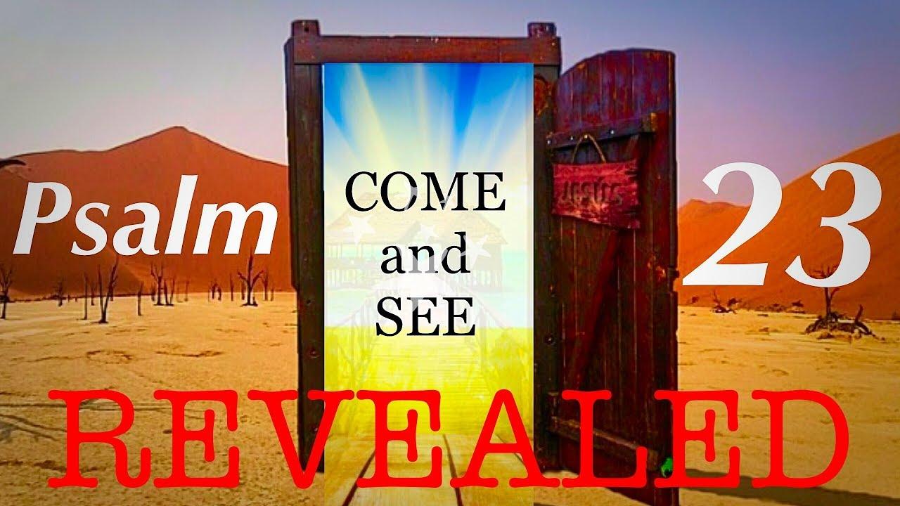 The Hidden Power of Psalms 23 – JACOB'S LADDER