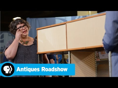 ANTIQUES ROADSHOW | Fort Worth, Hour 1 Preview: Herman Miller Storage Unit | PBS