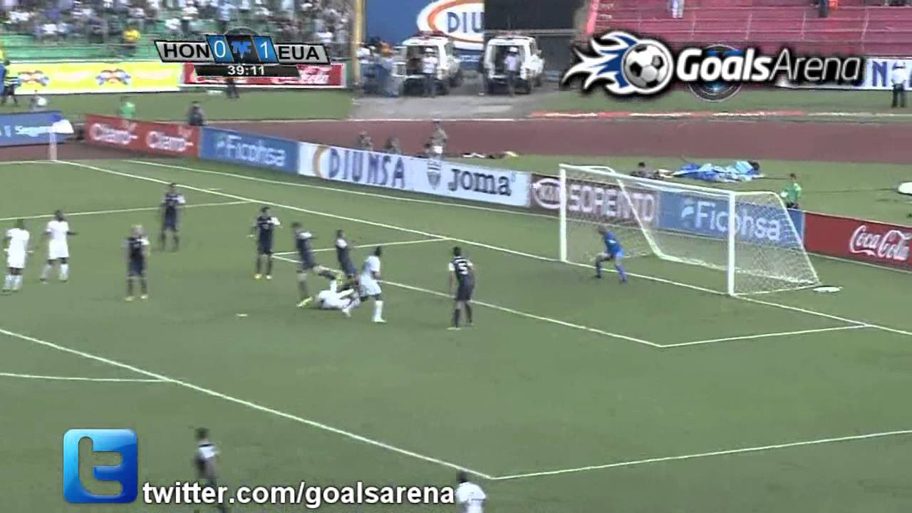 Honduras [2] vs. Guatemala [2] FULL GAME -9.8.2004